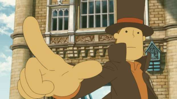 Professor Layton Series - DS, 3DS
