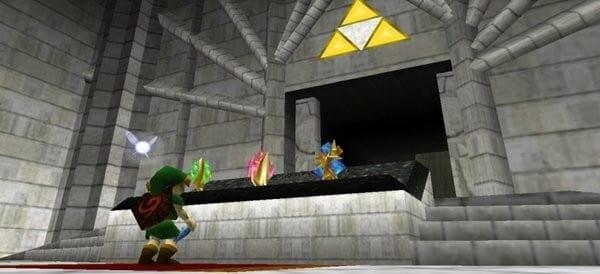 Zelda Halo Forge