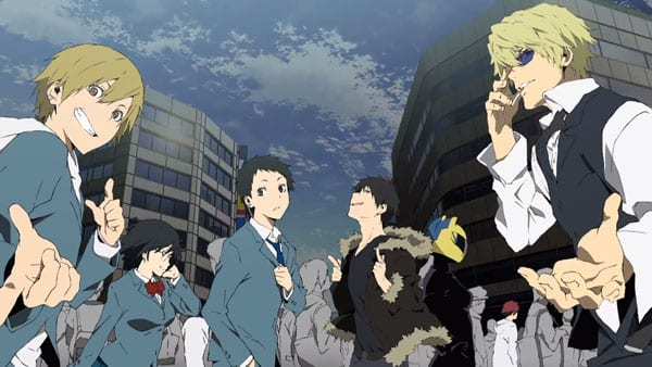 Durarara, anime, series, best, must, watch, gallery