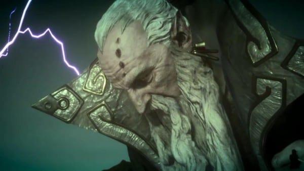 Final Fantasy XV, FFXV, summon, Ramuh