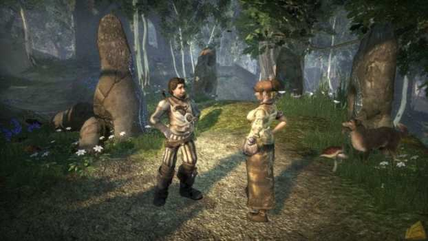 Fable II - Oak Trees & Other Promises