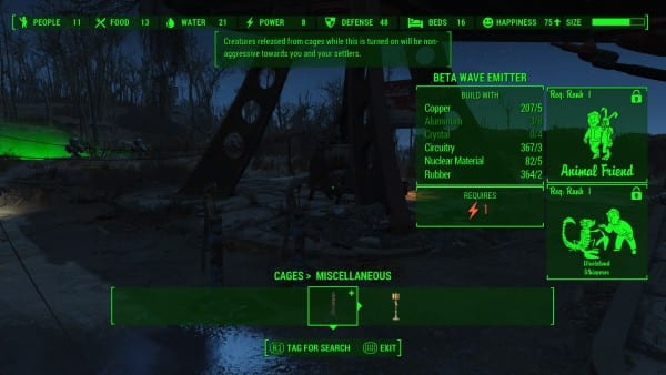 Fallout 4 Wasteland Workshop, DLC, tame, Deathclaw, creatures, guide, how to, tips, tricks