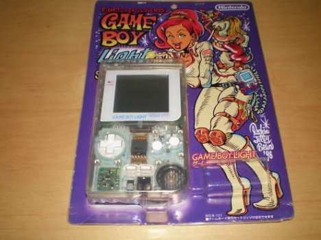 Famitsu Game Boy Light