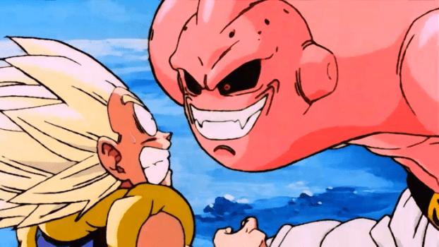 Gotenks vs Super Buu