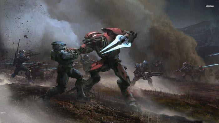 Halo Reach,, games, last gen, prequel