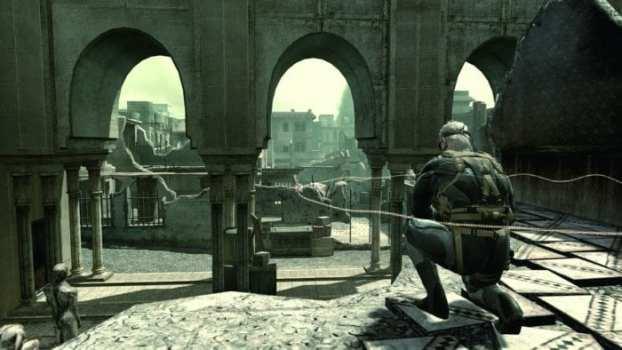 Metal Gear Solid IV