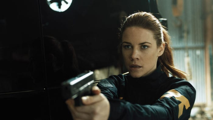 Quantum Break Courtney Hope