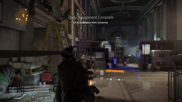 The Division, Daily Weekly Assignments, how to, guide, tips, tricks