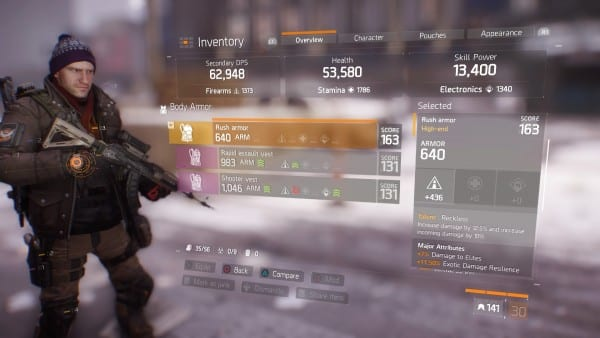 The Division, incursions, gear score, how to, guide, help, tips, tricks