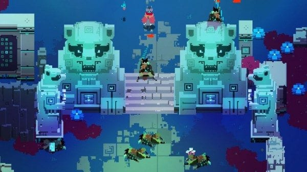 Hyper Light Drifter, combat, beginner, tips, tricks, guide, how to
