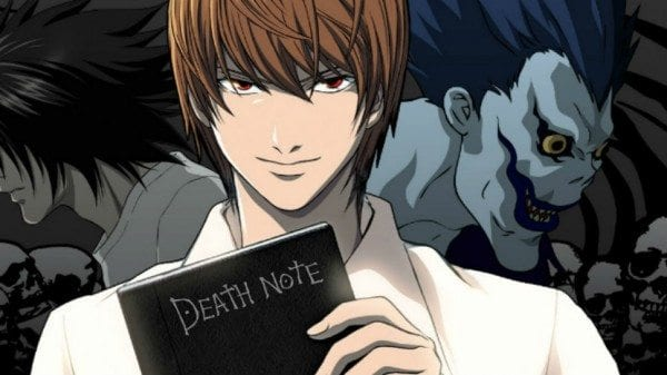 Death Note, Anime, Hulu