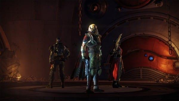Destiny, Prison of Elders