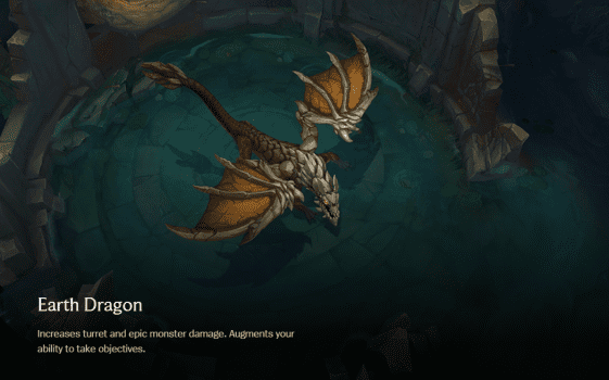 league of legends new dragon changes update mid season earth