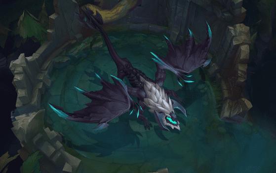 league of legends new dragon changes update mid season elder buff