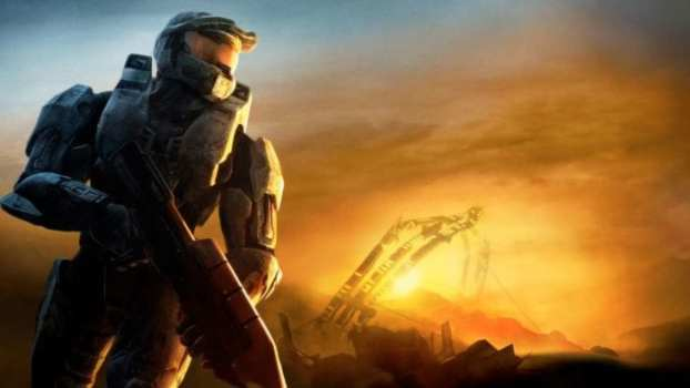 Master Chief (Halo) - Shooting