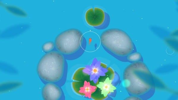 Koi Flower Cluster