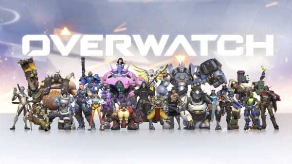 overwatch, all characters