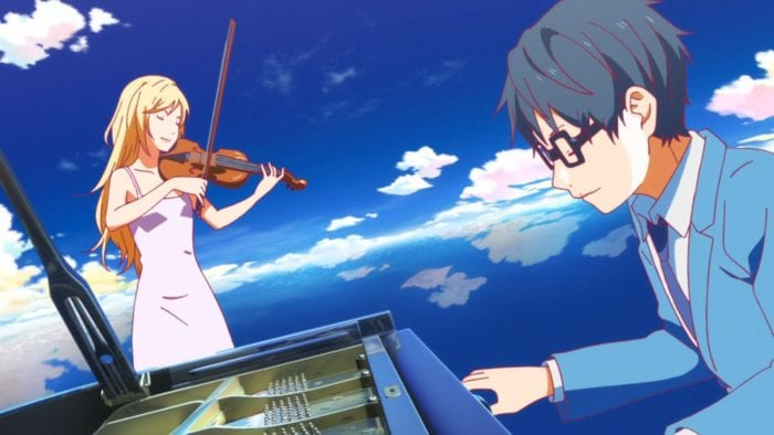 Your Lie in April, anime, series, best, must, watch, gallery