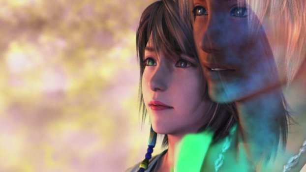 Tidus and Yuna's Farewell - Final Fantasy X