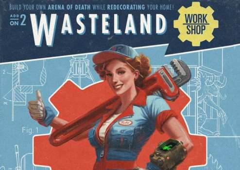 12) Wasteland Workshop - Fallout 4