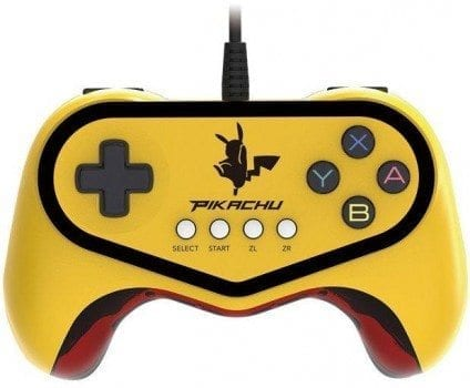 Pikachu Gamepad for Pokken Tournament , Wii U