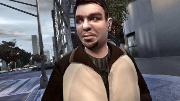 Roman - Grand Theft Auto IV