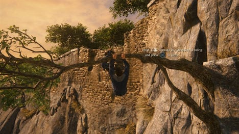 Uncharted 4, tiny, details, incredible