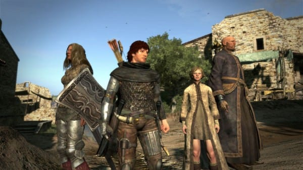 Pawns - Dragon's Dogma