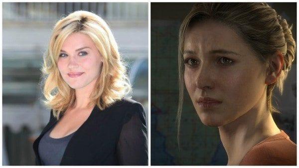 Uncharted 4, cast, voice actors, voice actor, Uncharted