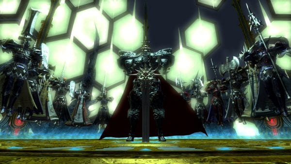 Knights of the Round, Summon, Final Fantasy