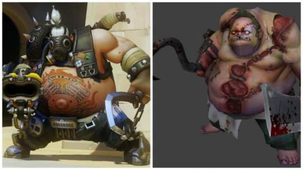 Roadhog -- Pudge