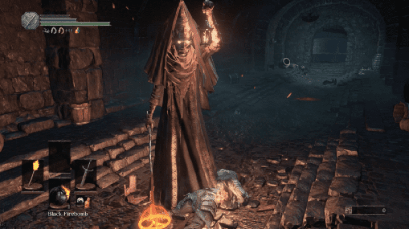 Dark Souls III Jailer