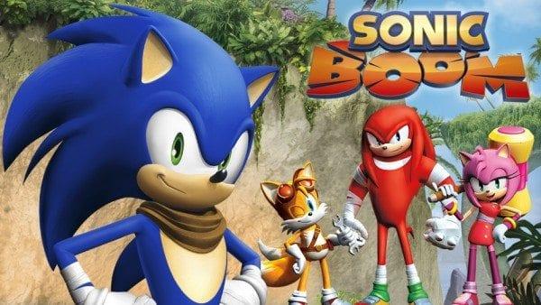 Sonic Boom, SEGA