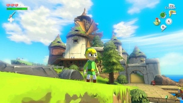 Wind Waker HD, Wii U, top reviewed, best, games