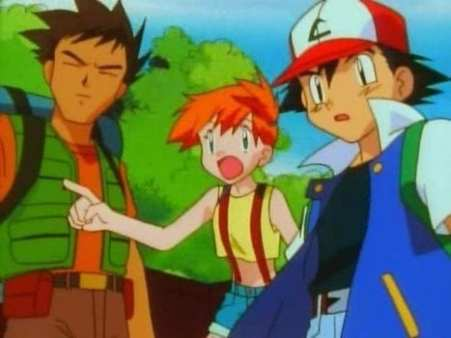 ash and co confused