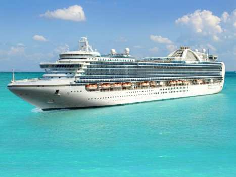 Cruise Ship - The Caribbean