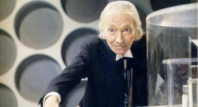 The First Doctor, William Hartnell (1963 - 1966)