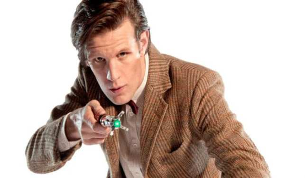 The Eleventh Doctor, Matt Smith (2010 - 2013)
