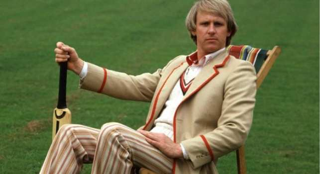 The Fifth Doctor, Peter Davison (1981 - 1984)