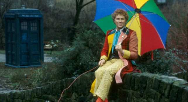 The Sixth Doctor, Colin Baker (1984 - 1986)