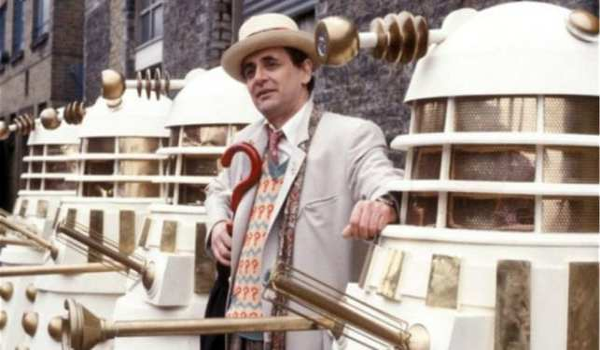 The Seventh Doctor, Sylvestor McCoy (1987 - 1989)