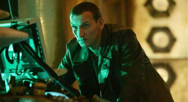 The Ninth Doctor, Christopher Eccleston (2005)