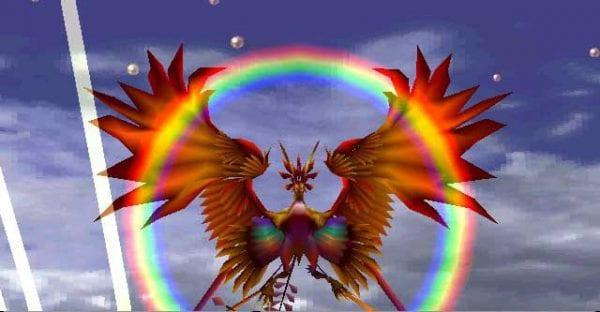 Phoenix, Final Fantasy, Summon