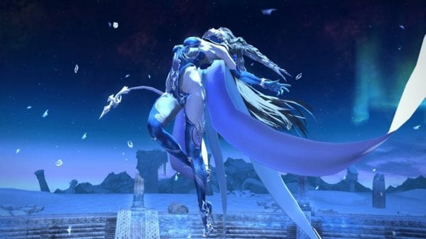 Shiva, Final Fantasy, summon