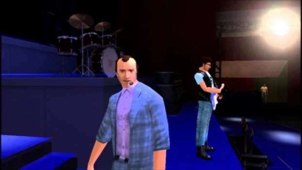 Phil Collins - GTA: Vice City Stories