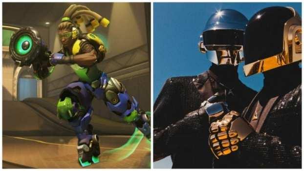Lucio--Daft Punk
