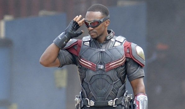 Anthony Mackie, Falcon, Avengers, actors