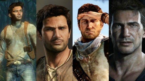 nathan drake uncharted video game