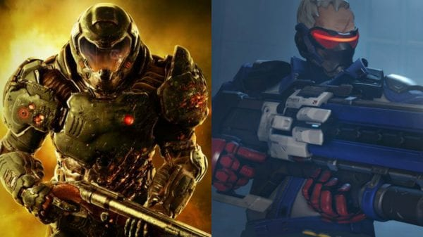 Overwatch vs Doom: Which One Should You Buy?