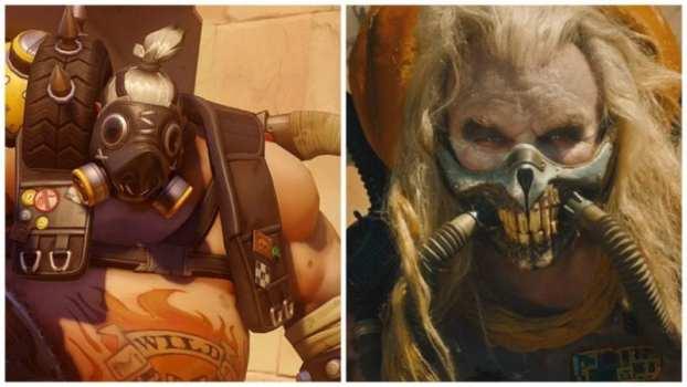 Roadhog--Immortan Joe (Mad Max: Fury Road)